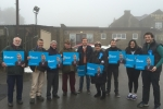North East Derbyshire Conservatives, campaigning in Holmesfield